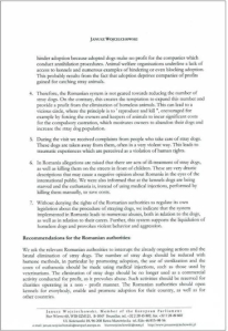 report page two