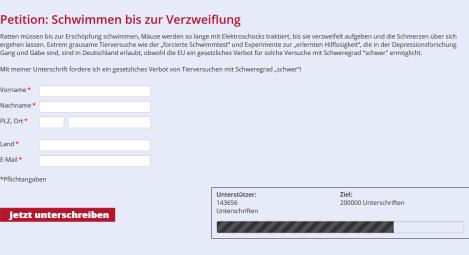 """Screenshot_2019-10-23 Kampagne """"Schwimmen bis zur Verzweiflung"""""""