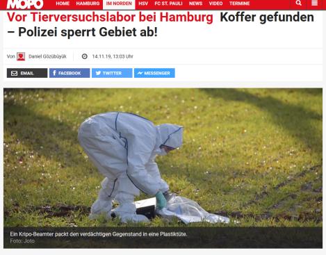 Screenshot_2019-11-14 Vor Tierversuchslabor bei Hamburg Koffer gefunden – Polizei sperrt Gebiet ab .png